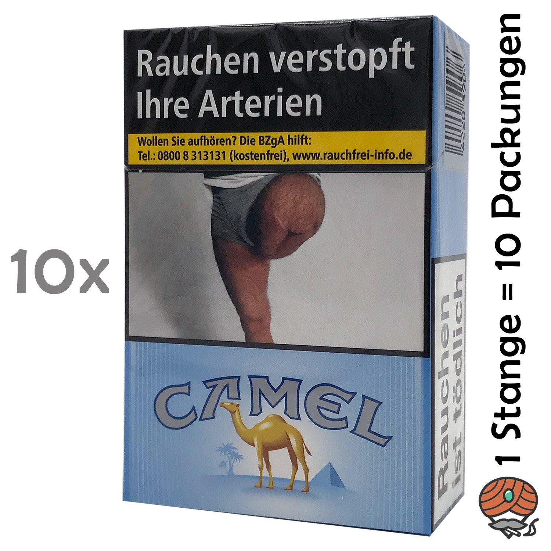 1 Stange Camel Blue Zigaretten 10x20 Stück
