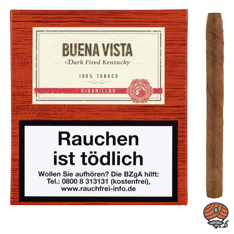 Buena Vista Dark Fired Kentucky Cigarillos Nr. 733 à 20 Stück