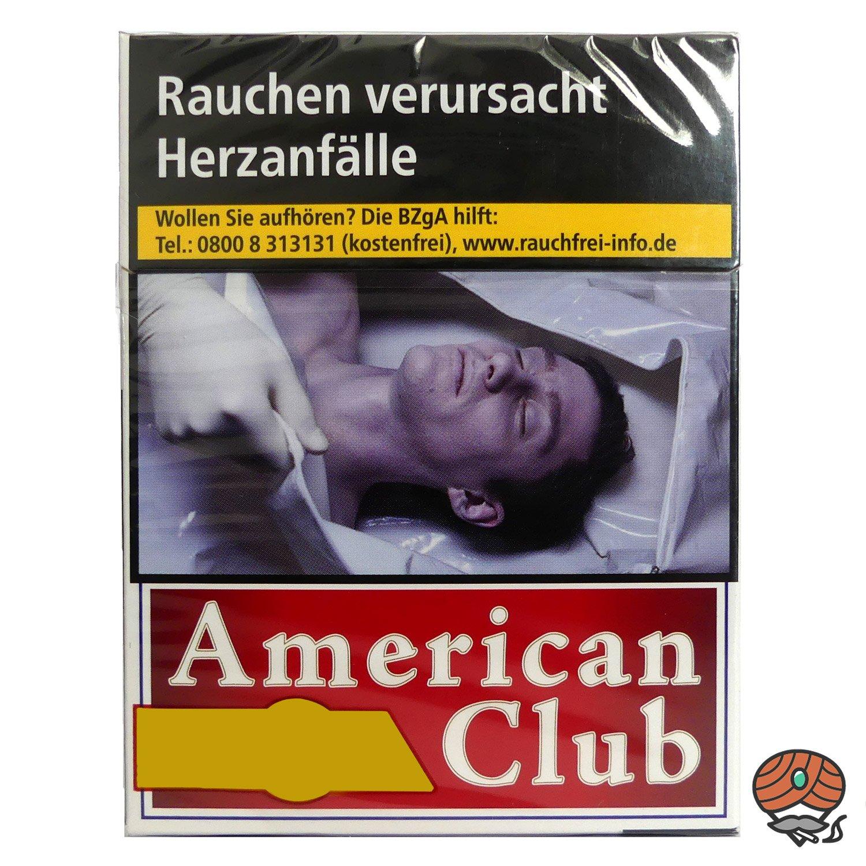 American Club Filterzigaretten BIG BOX à 24 Stück