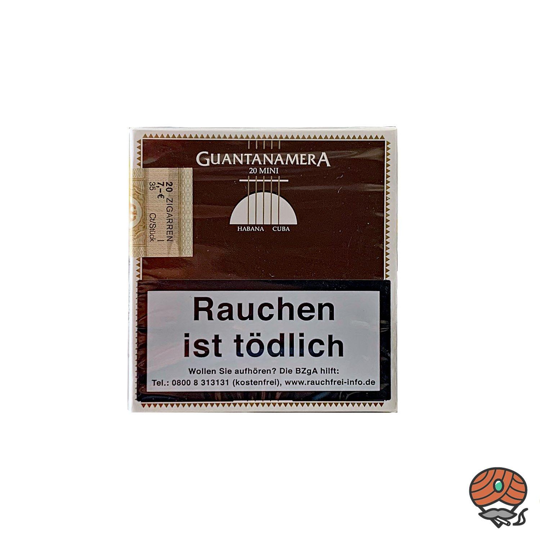 Gantanamera Mini Habanos Zigarillos Inhalt 20 Stück