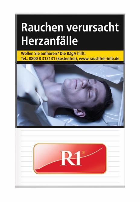 R1 Red Zigaretten 20 Stück (by Davidoff)