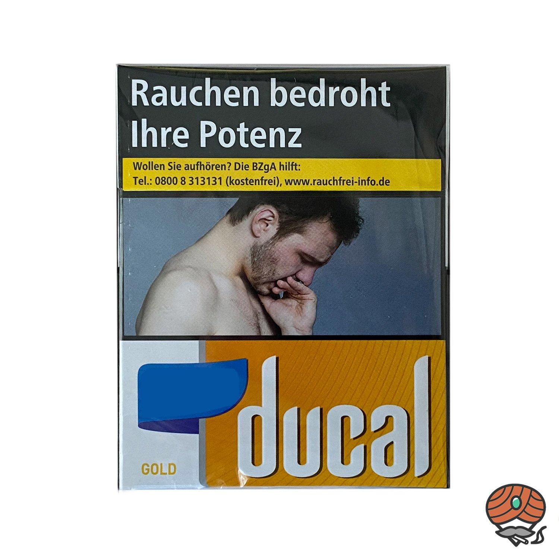 Ducal Gold Zigaretten XXXXL 40 Stück