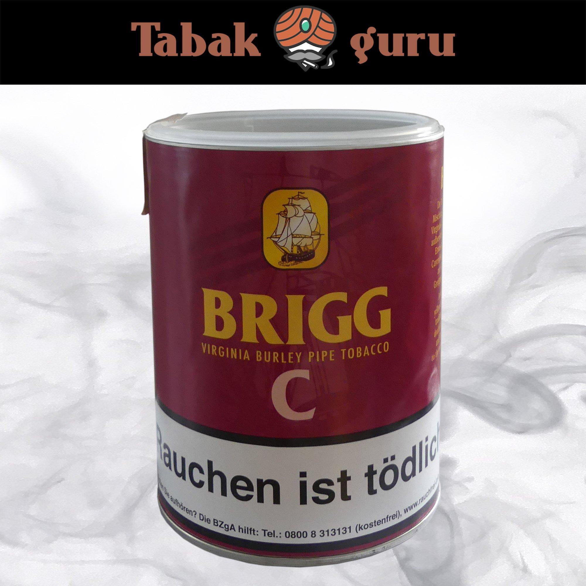 Brigg C (Cherry) 160g Dose Pfeifentabak