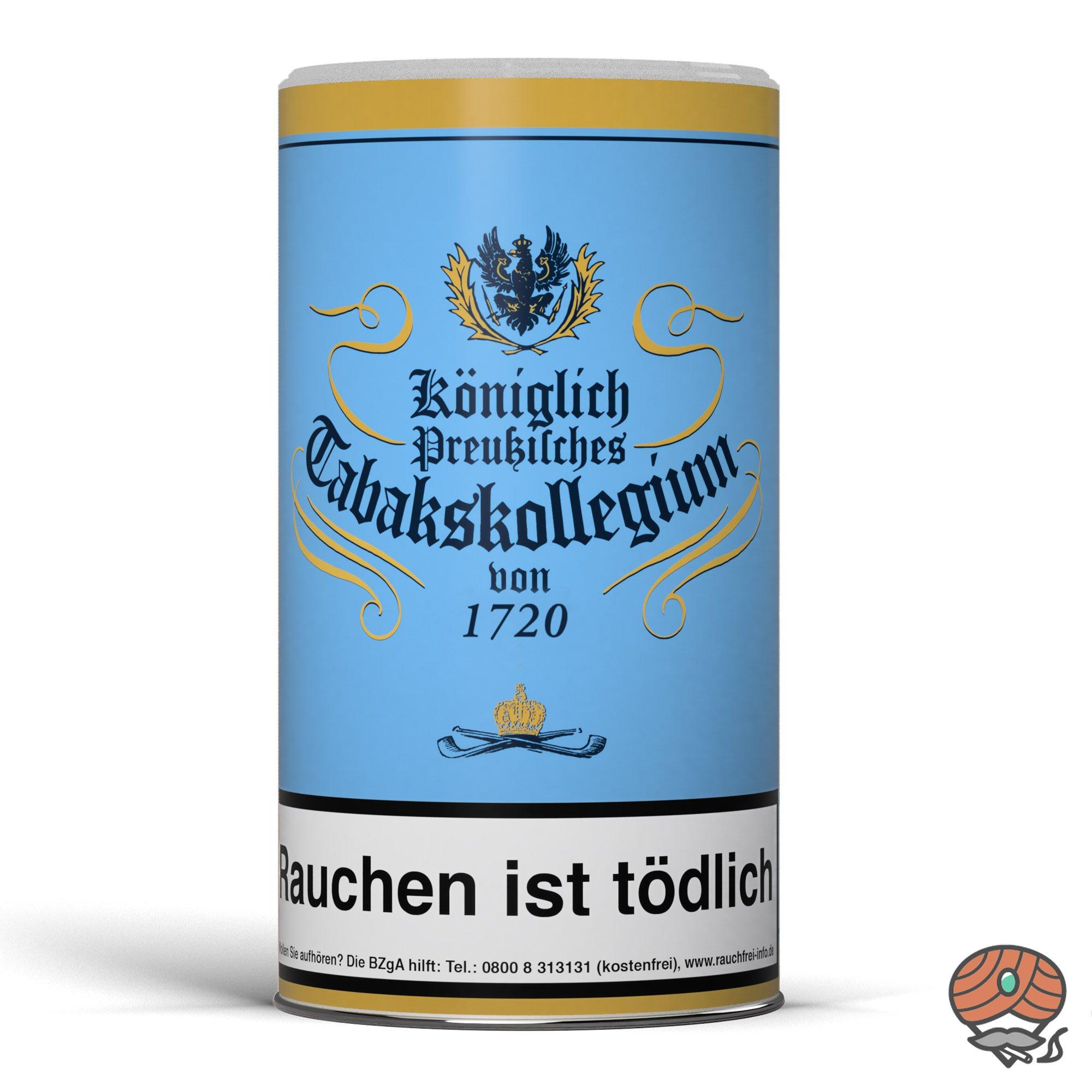 Königlich Preußisches Tabakskollegium (KPT) Blau 1720 Pfeifentabak 200g