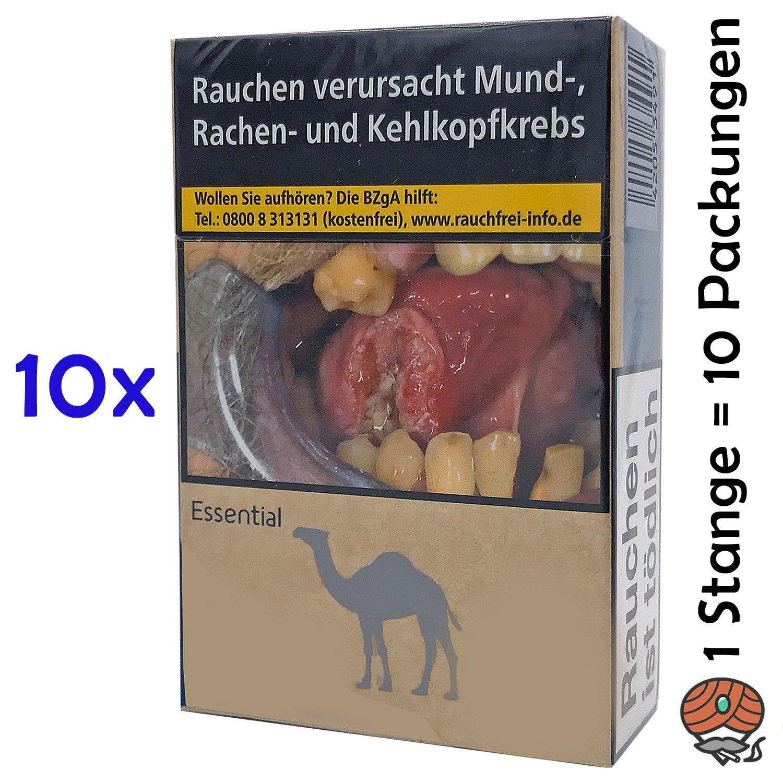 1 Stange Camel Essential Blue Zigaretten 10x22 Stück