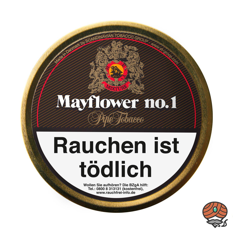 Mayflower No. 1 Pfeifentabak 100g Dose