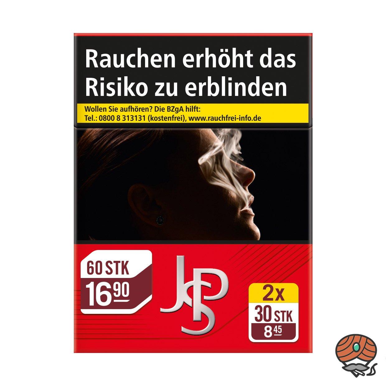 JPS / John Player Special DUO PACK Red Zigaretten 2 x 30 Stück