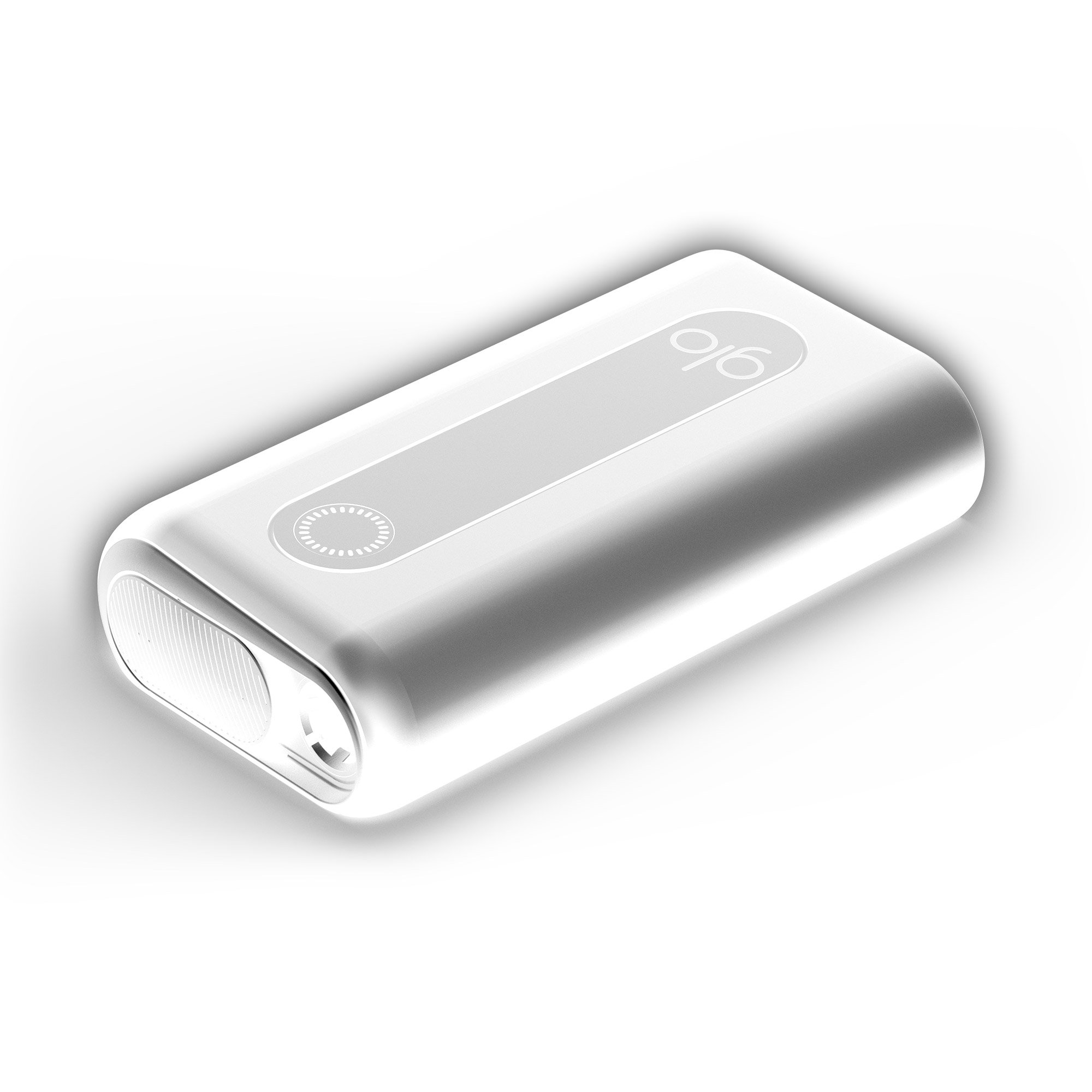 GLO Erhitzer / Heater weiß + 4 x Neo Sticks gratis (bei Registrierung)