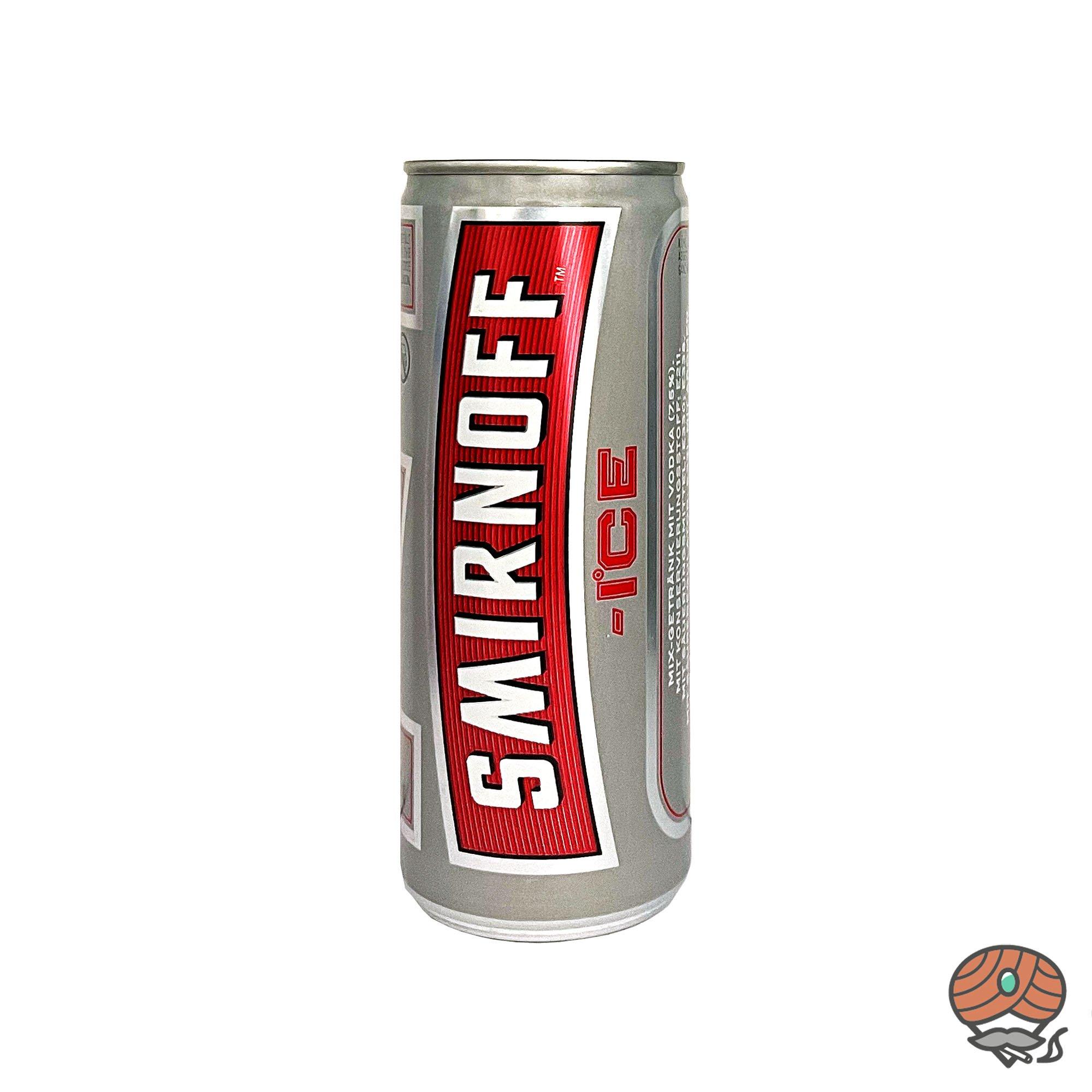 Smirnoff ICE, alc. 3% Vol, inkl. 0,25 Euro Pfand