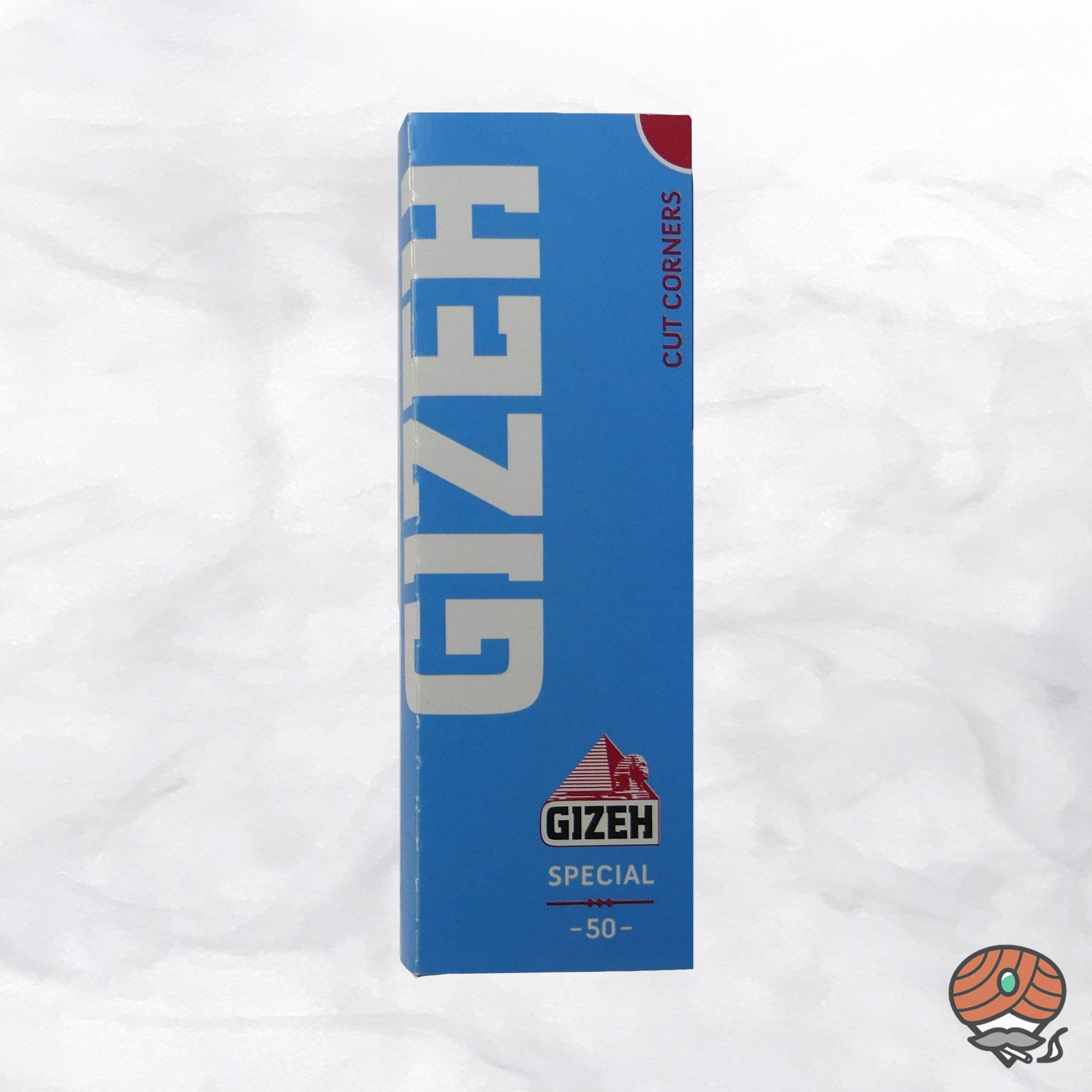 Gizeh Special Blau Blättchen à 50 Blatt