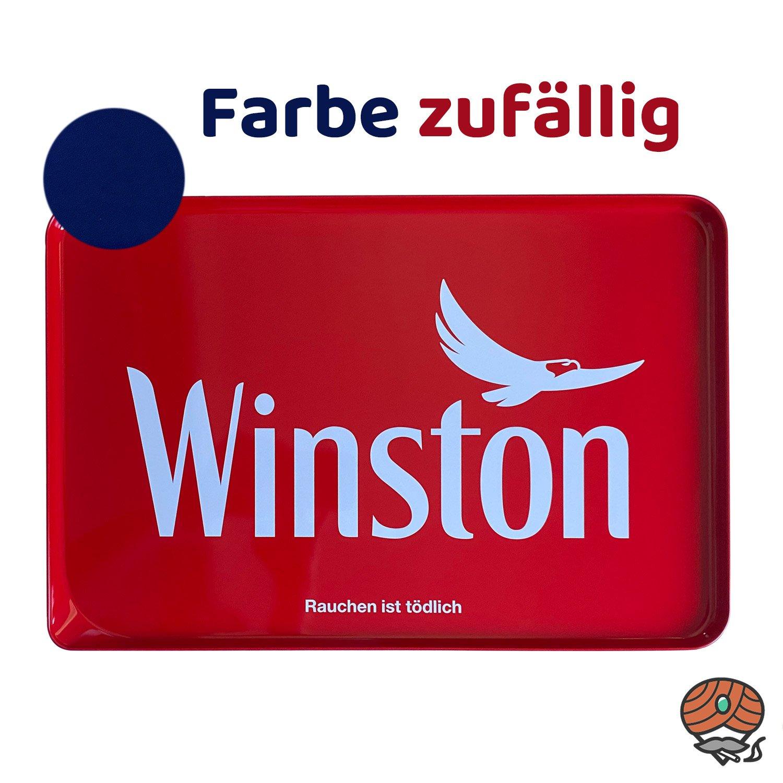 Winston Stopftablett / Stopfunterlage / Drehunterlage, rot oder blau zufällig