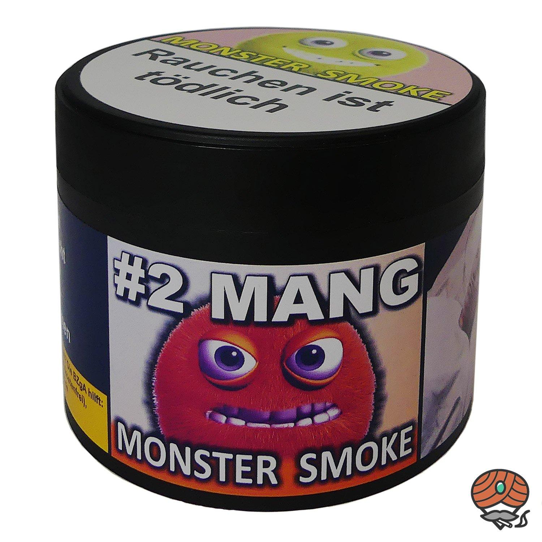 Monster Smoke #2 MANG 200 g - Shisha Tabak