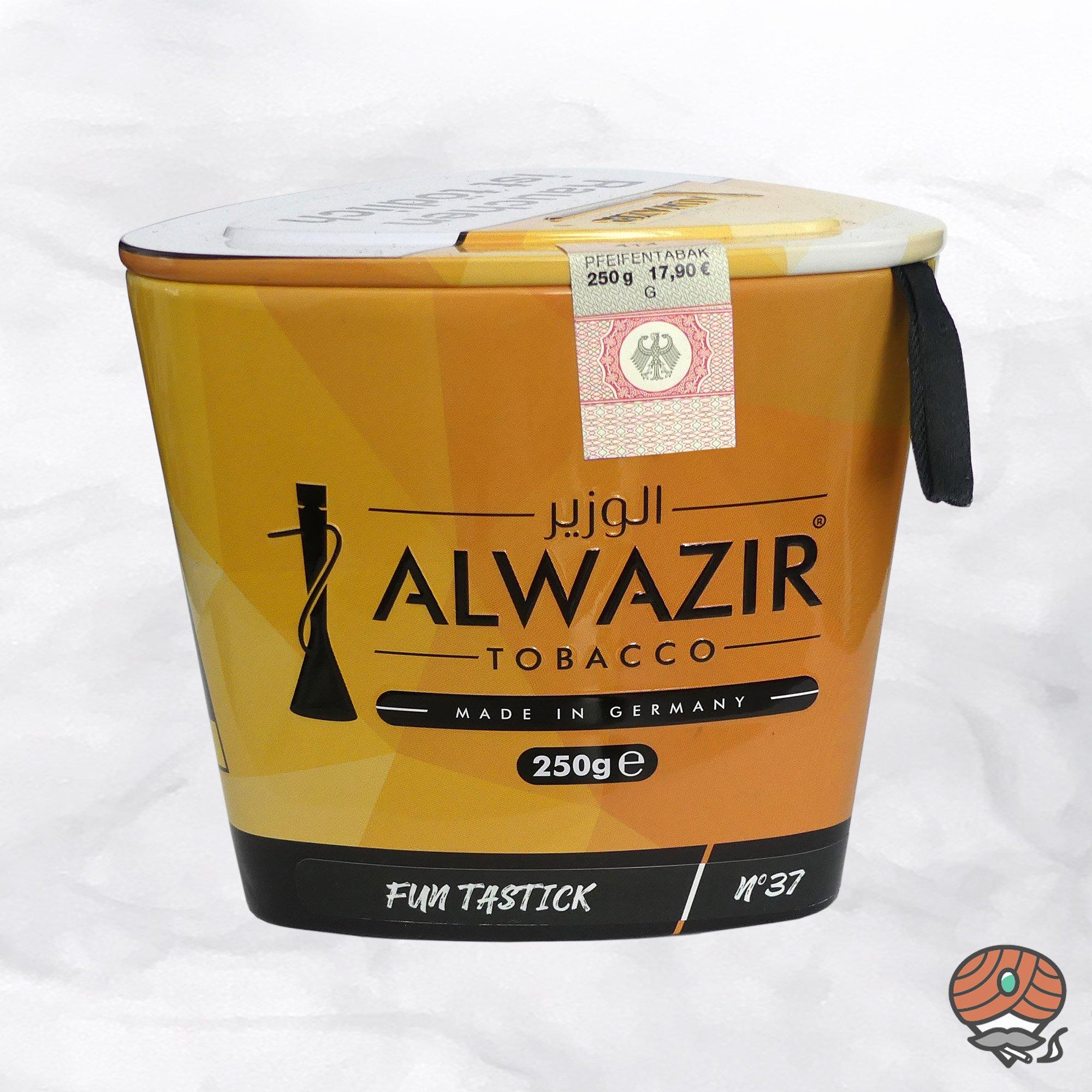 Alwazir Shisha Tabak - No. 37 - FUN TASTICK 250g