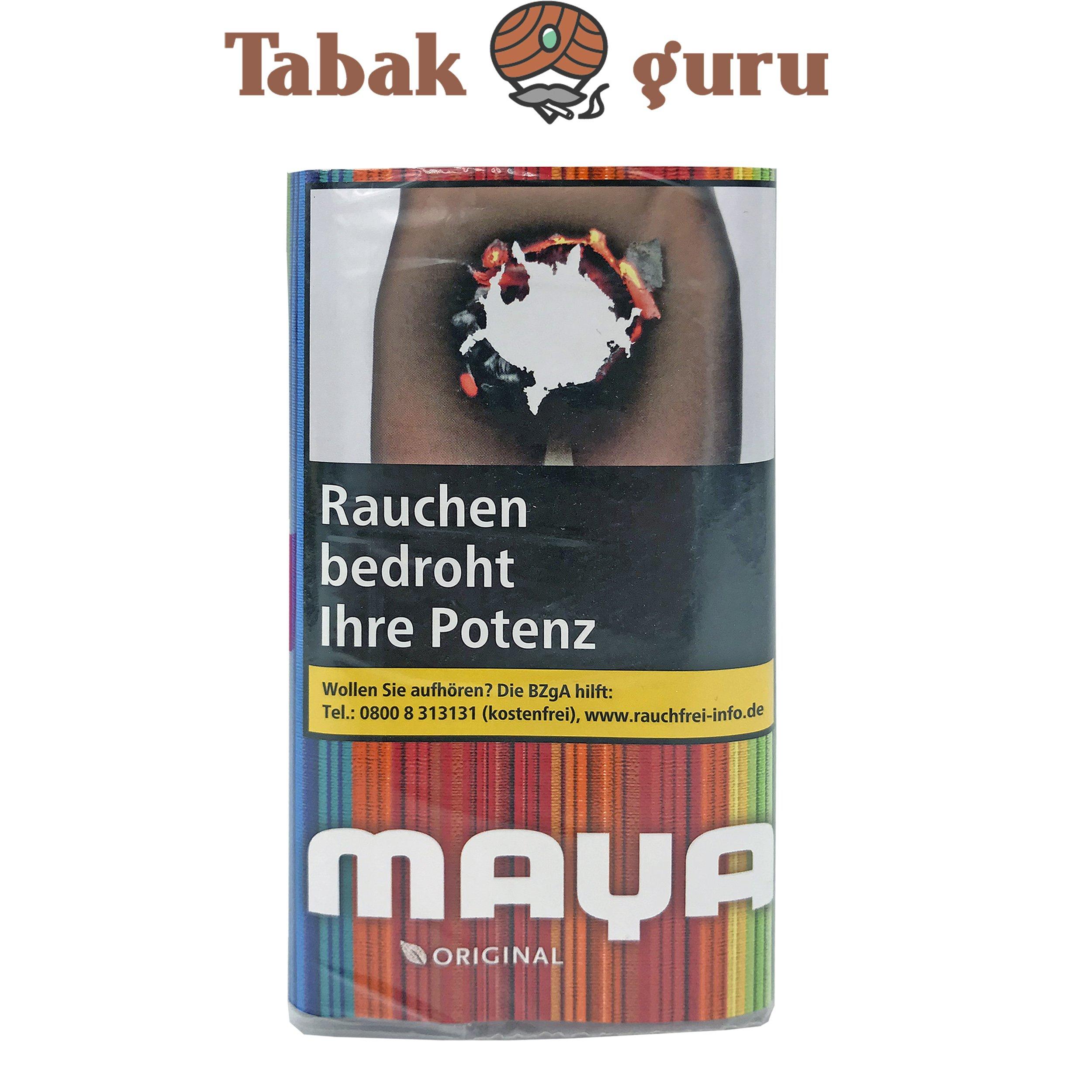 Maya Original 30g Drehtabak Zigarettentabak