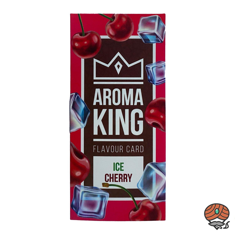Aromakarte ICE CHERRY von Aroma King - Aroma für Tabak & Zigaretten