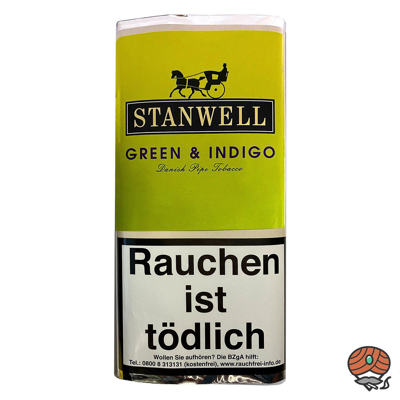 Stanwell Green & Indigo Pfeifentabak 40 g Pouch