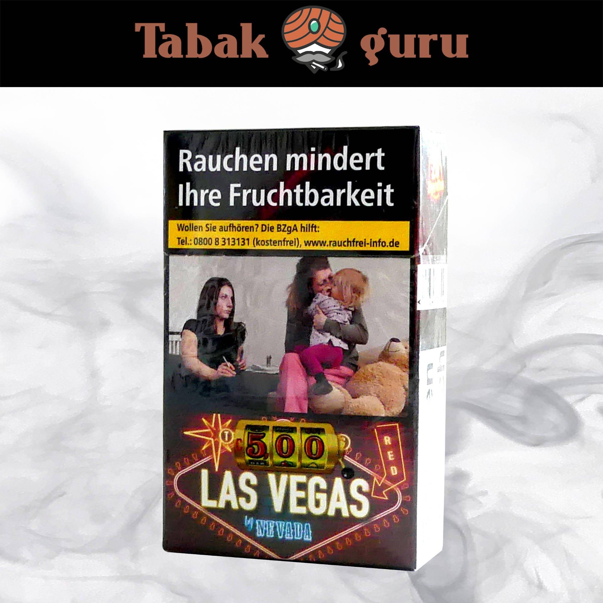 Las Vegas Red Filterzigaretten 20 Stück