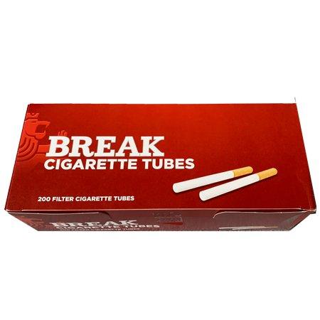 Break Filterhülsen 1 Pack a 200 Stück