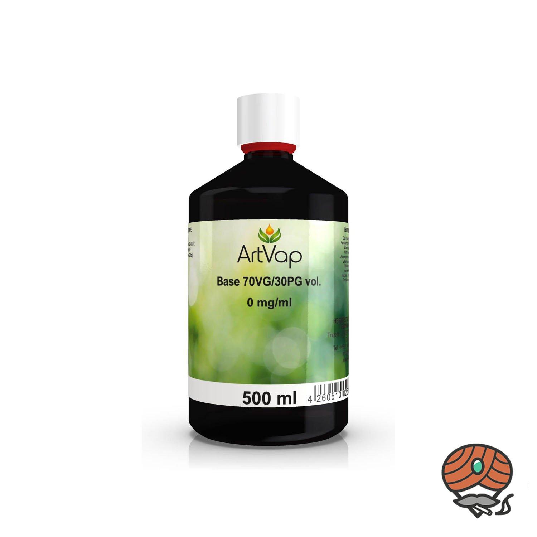 ArtVap Base 70 VG / 30 PG 500 ml