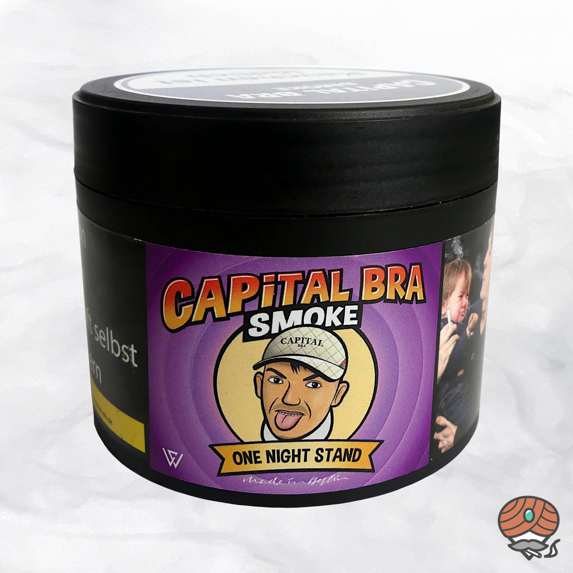 Capital Bra Smoke Shisha Tabak - One Night Stand 200g