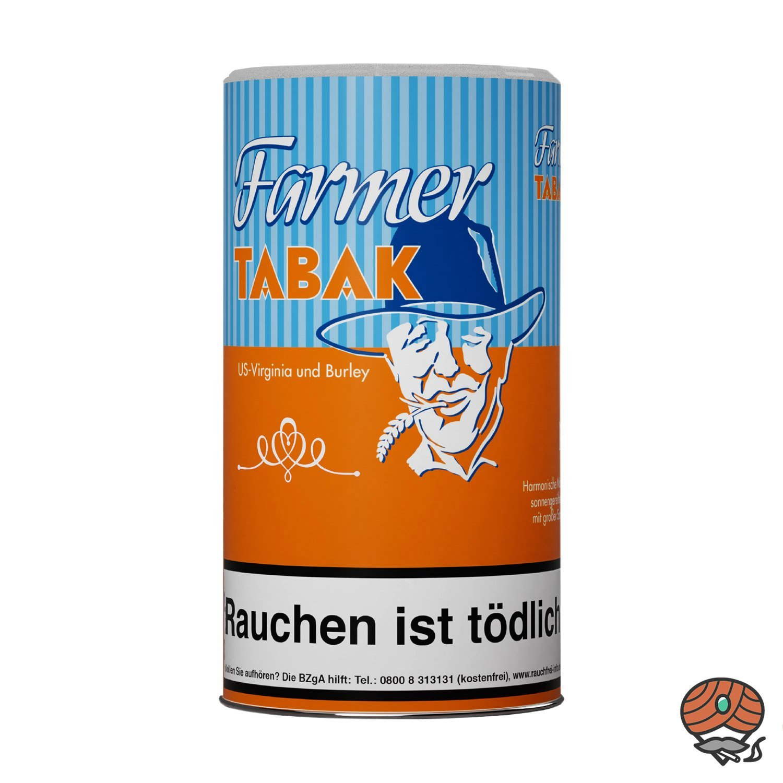 Farmer Tabak Pfeifentabak / Stopftabak 170 g Dose