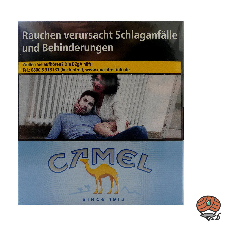 Camel Blue Zigaretten 6XL Packung 53 Stück