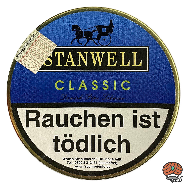 Stanwell Classic Pfeifentabak 50 g Dose