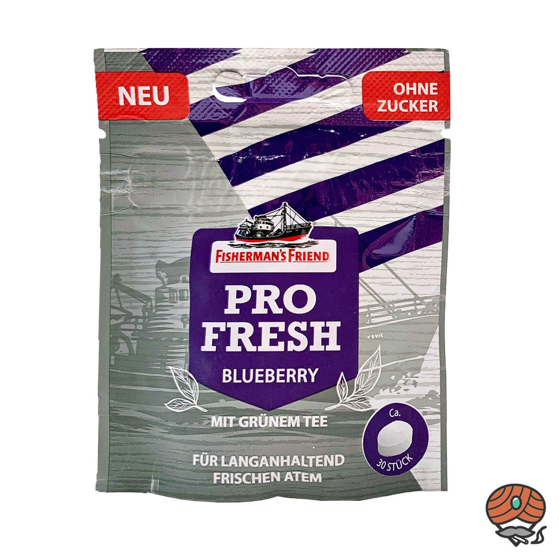 Fisherman`s Friend Pro Fresh Blueberry