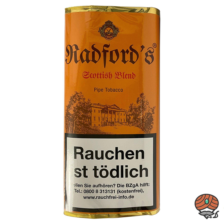 Radford´s Scottish Blend Pfeifentabak 50 g Pouch (ehem. Old Scotch)