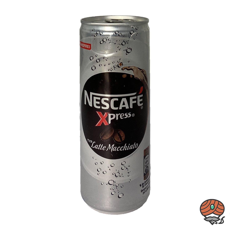 4 x Nescafé Xpress, 250 ml Dose PROBIERSET