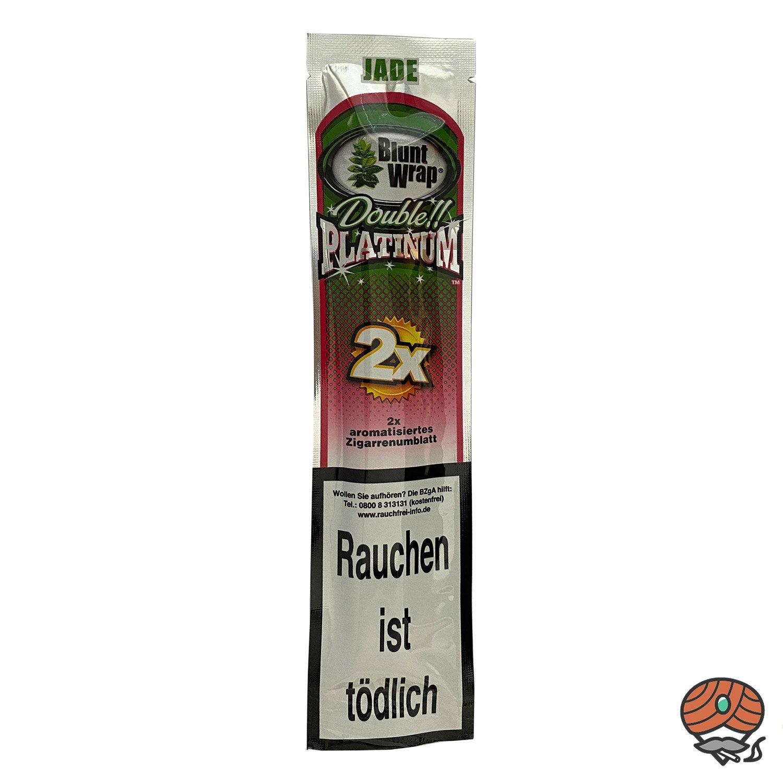 Blunt Wrap JADE (Wassermelone) - Paperersatz aus echten Tabakblättern