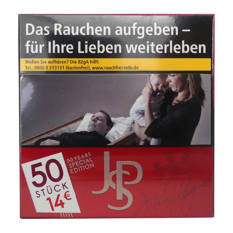JPS / John Player Special Red Zigaretten 50 Stück