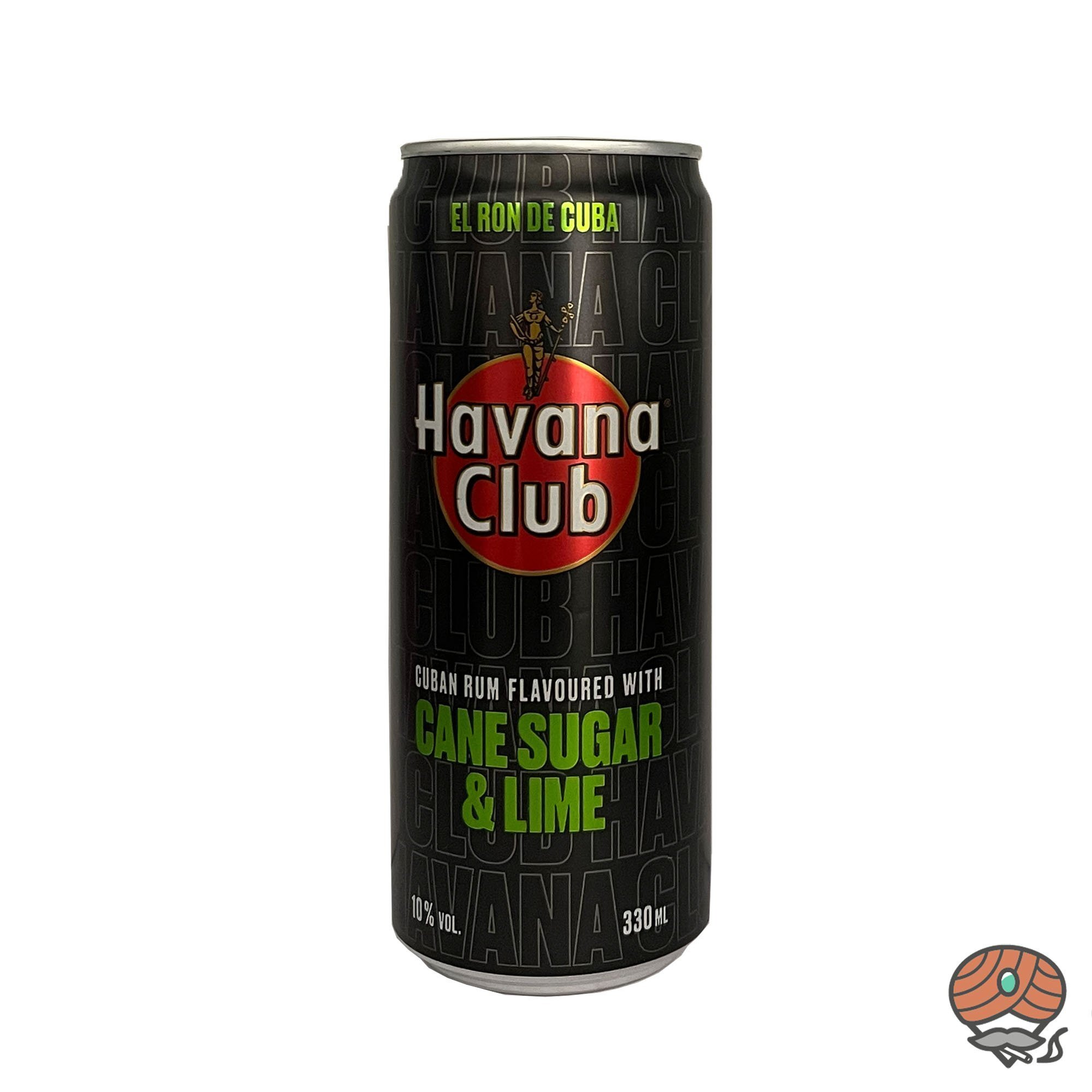 Havana Club Rum - Cane Sugar&Lime inkl.0,25 Euro Pfand alc. 10% Vol