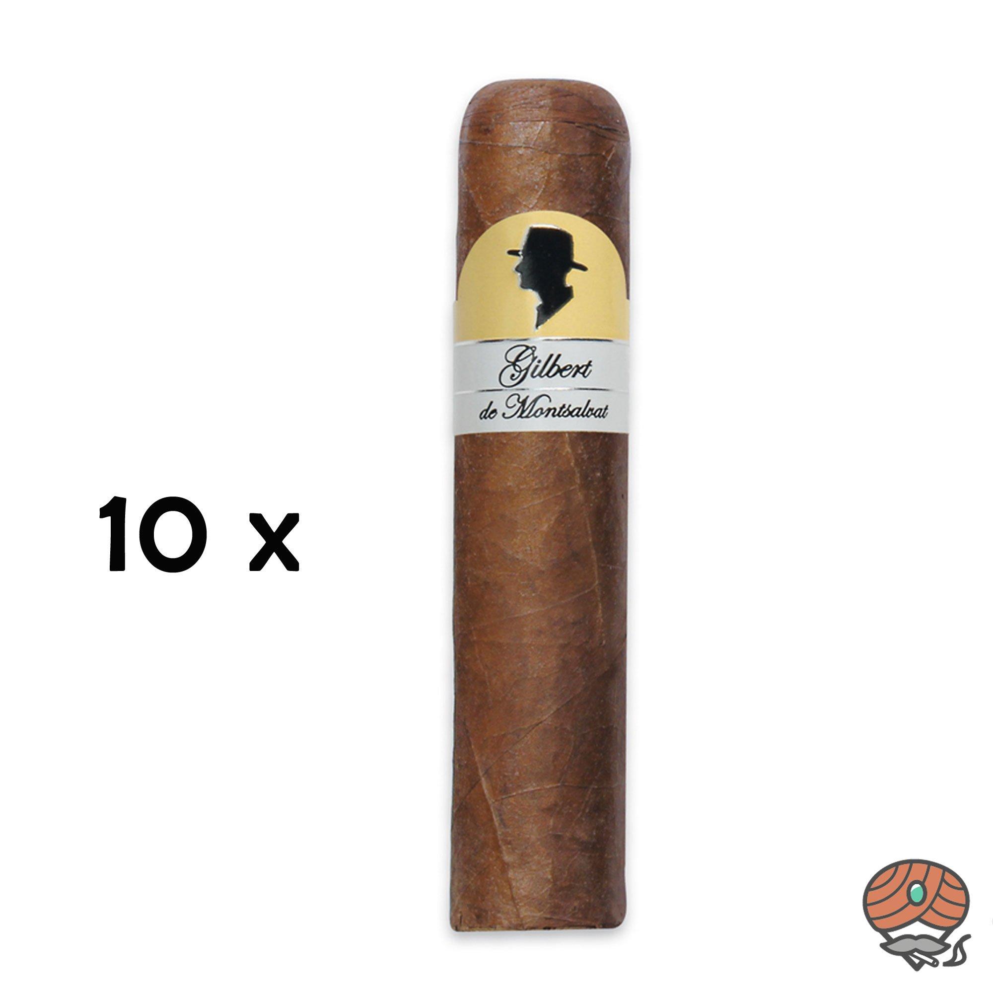 Gilbert de Montsalvat Gordo Zigarre Revolution Style 10er Kiste