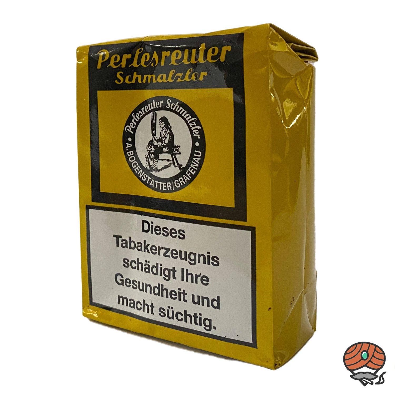 Perlesreuter Schmalzler Schnupftabak 100g von Pöschl