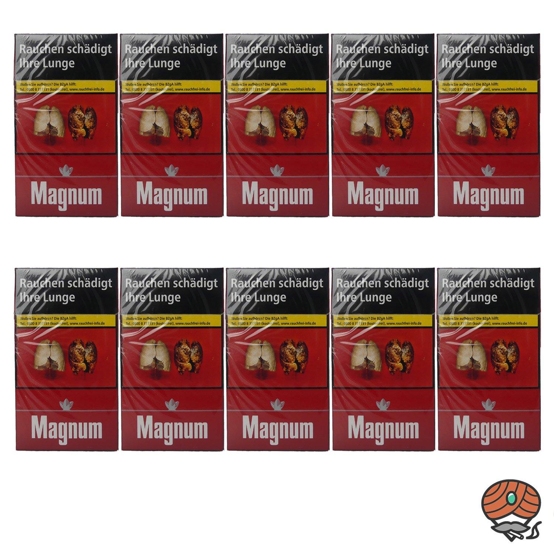 Magnum Red Long Zigaretten 10 x 20 Stück
