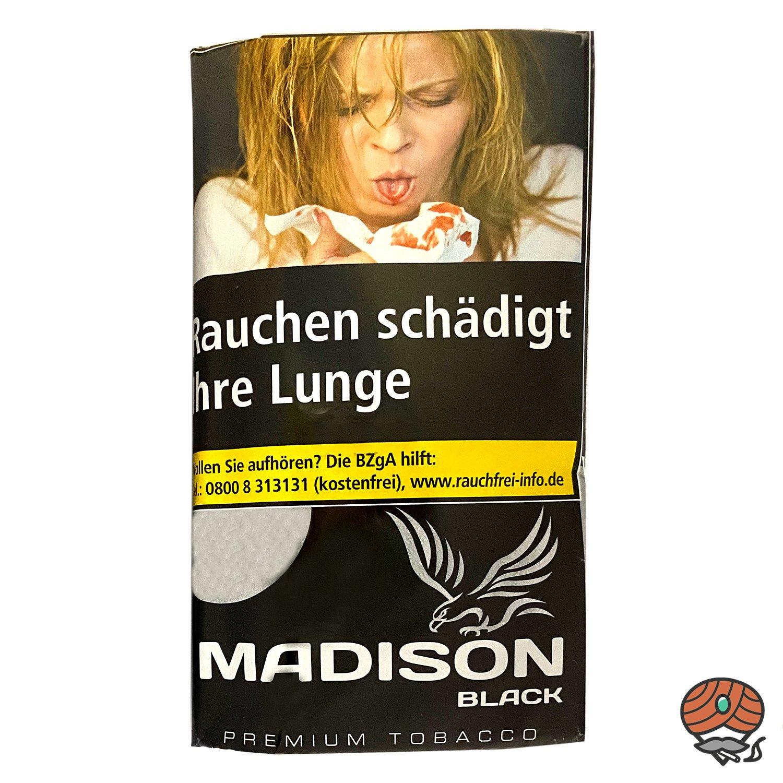 MADISON Black Tobacco Zware Drehtabak 30 g