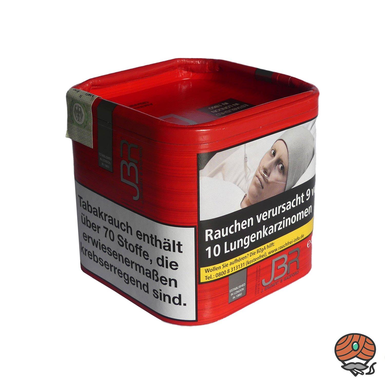 JBR Red - John Brumft & Radford Zigarettentabak 50 g