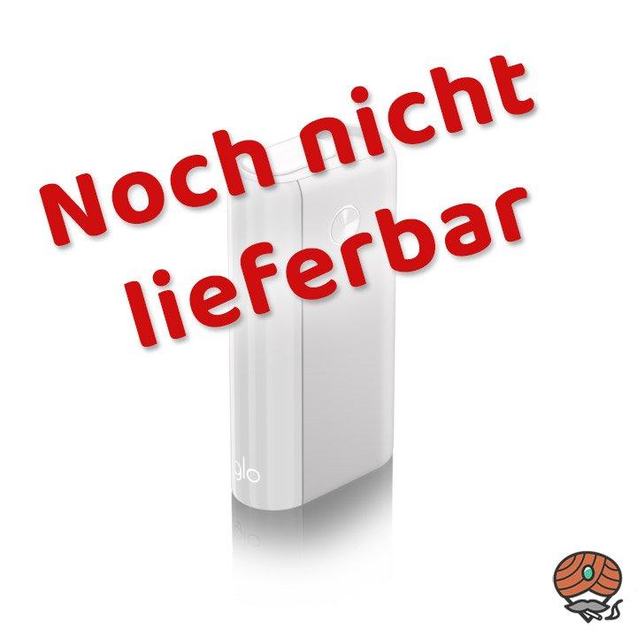 GLO HYPER+ Erhitzer / Heater Enamel WHITE + 4 x Neo Sticks gratis (bei Registrierung)