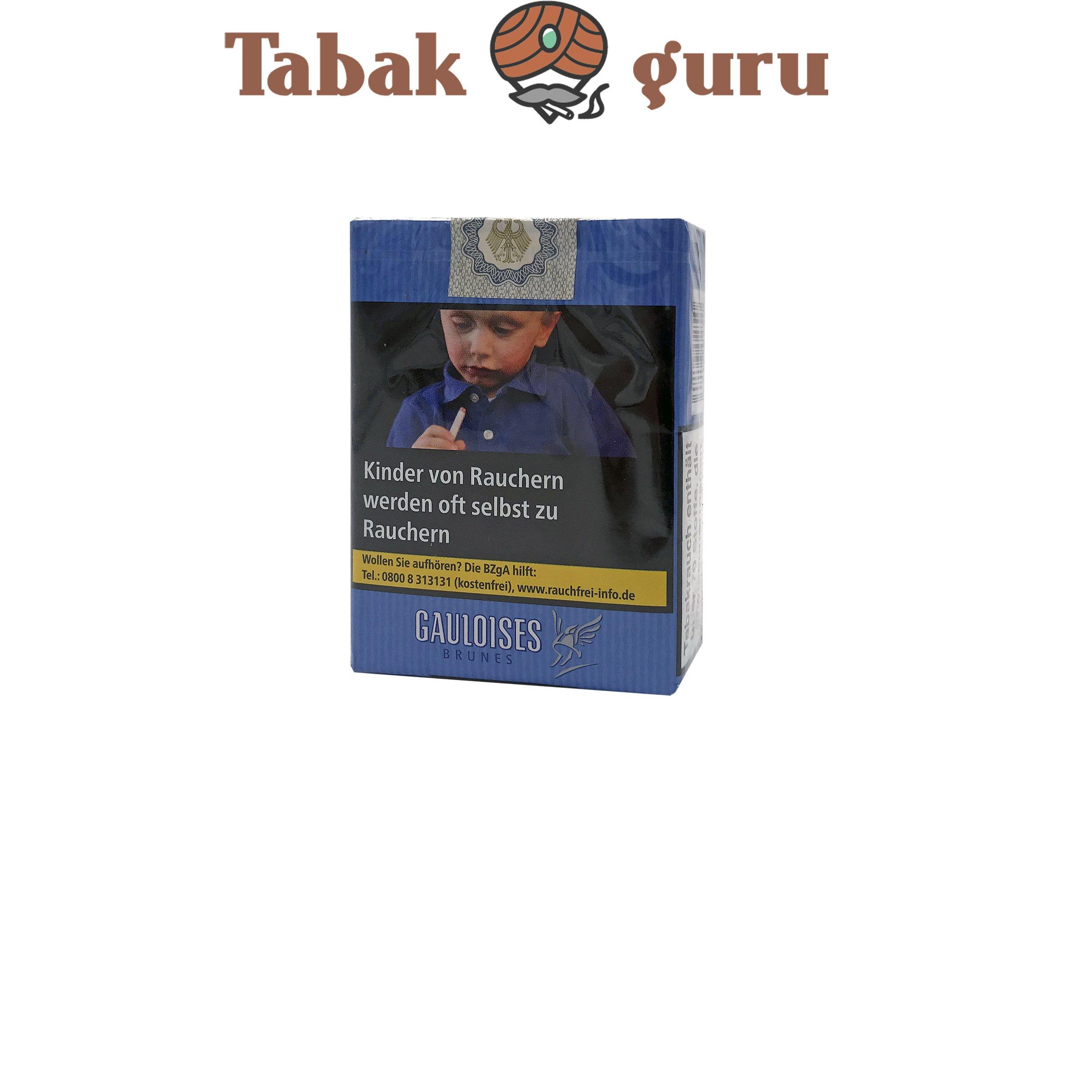 Gauloises Brunes Softpack Zigaretten 20 Stück