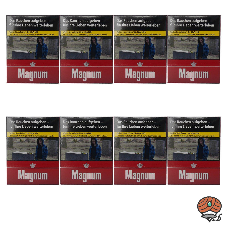 Magnum Red Big Pack Zigaretten 8 x 22 Stück