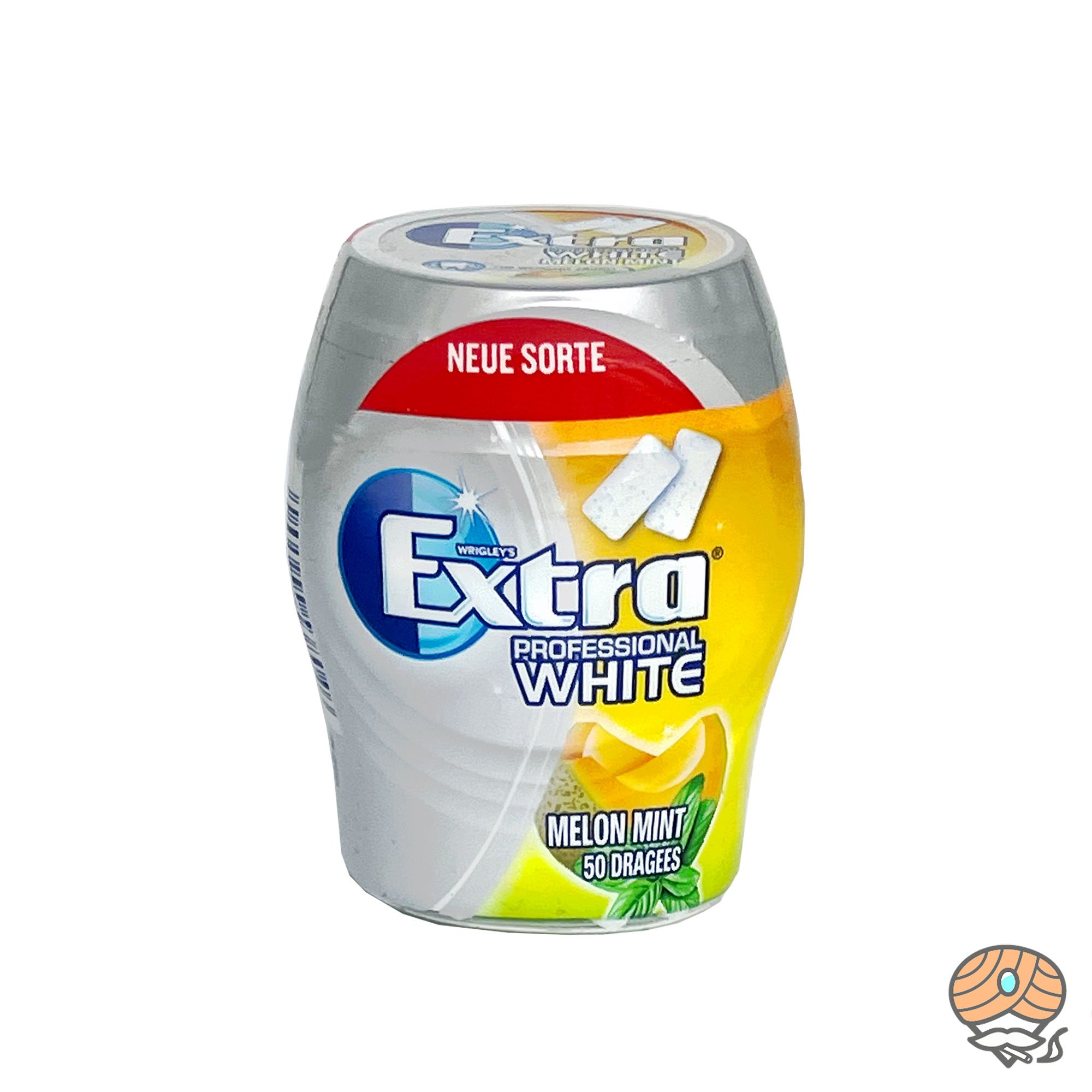 Wrigley`s Extra Professional White Melon Mint Dose 50 Dragees