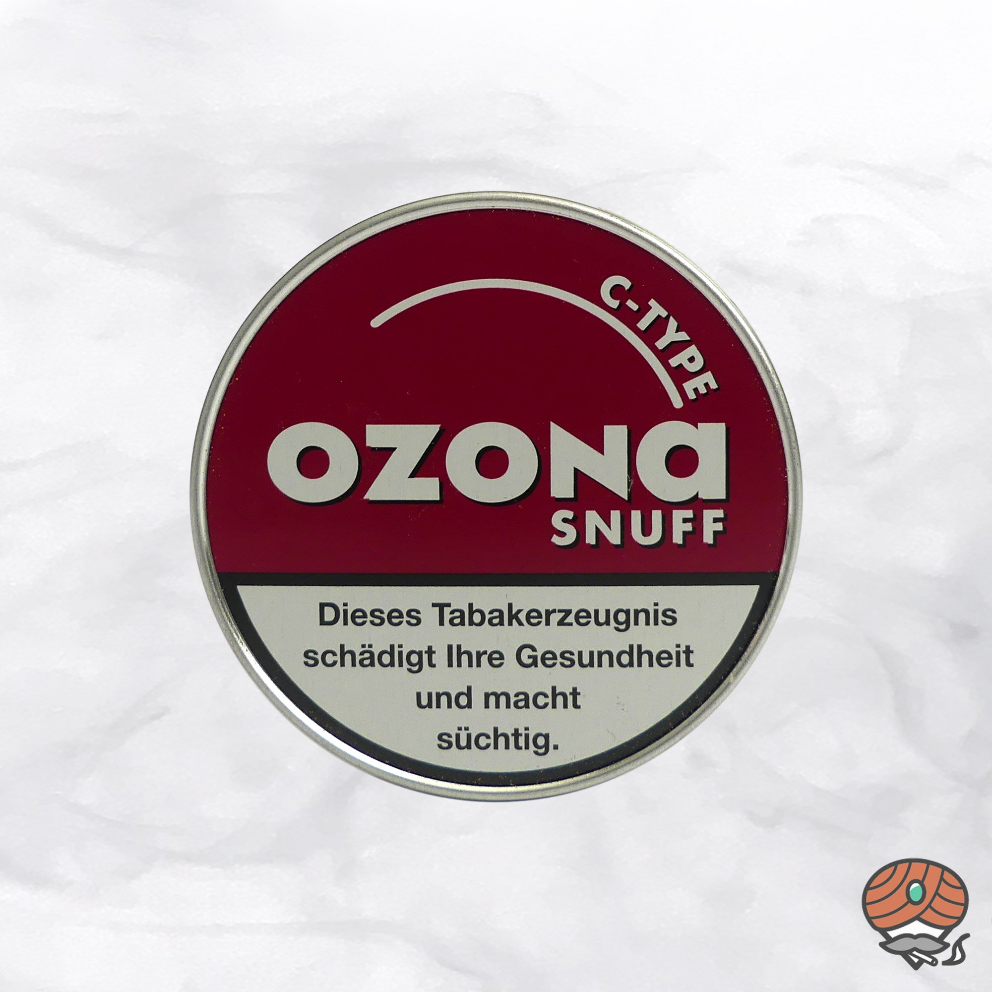 Ozona C-TYPE Snuff Schnupftabak 5g - Kirsche