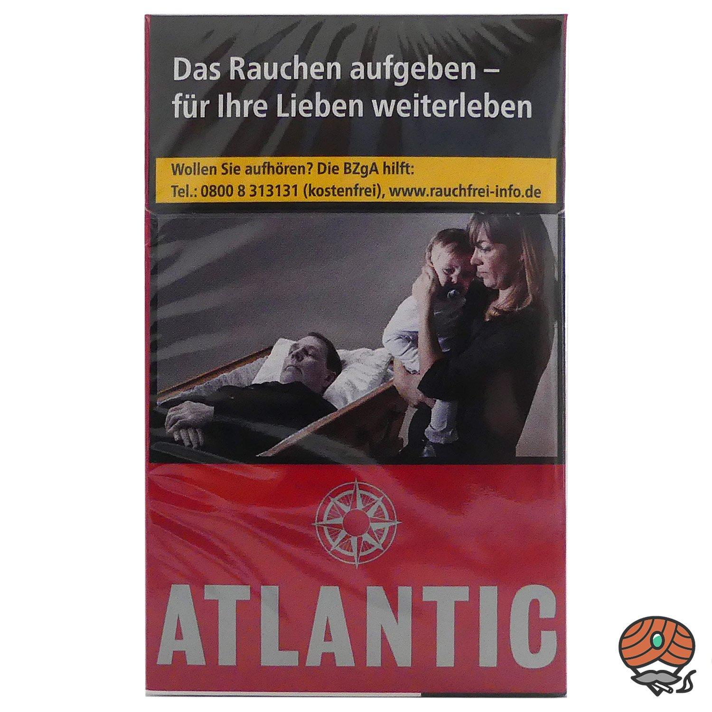 Atlantic Red Filterzigaretten 20 Stück