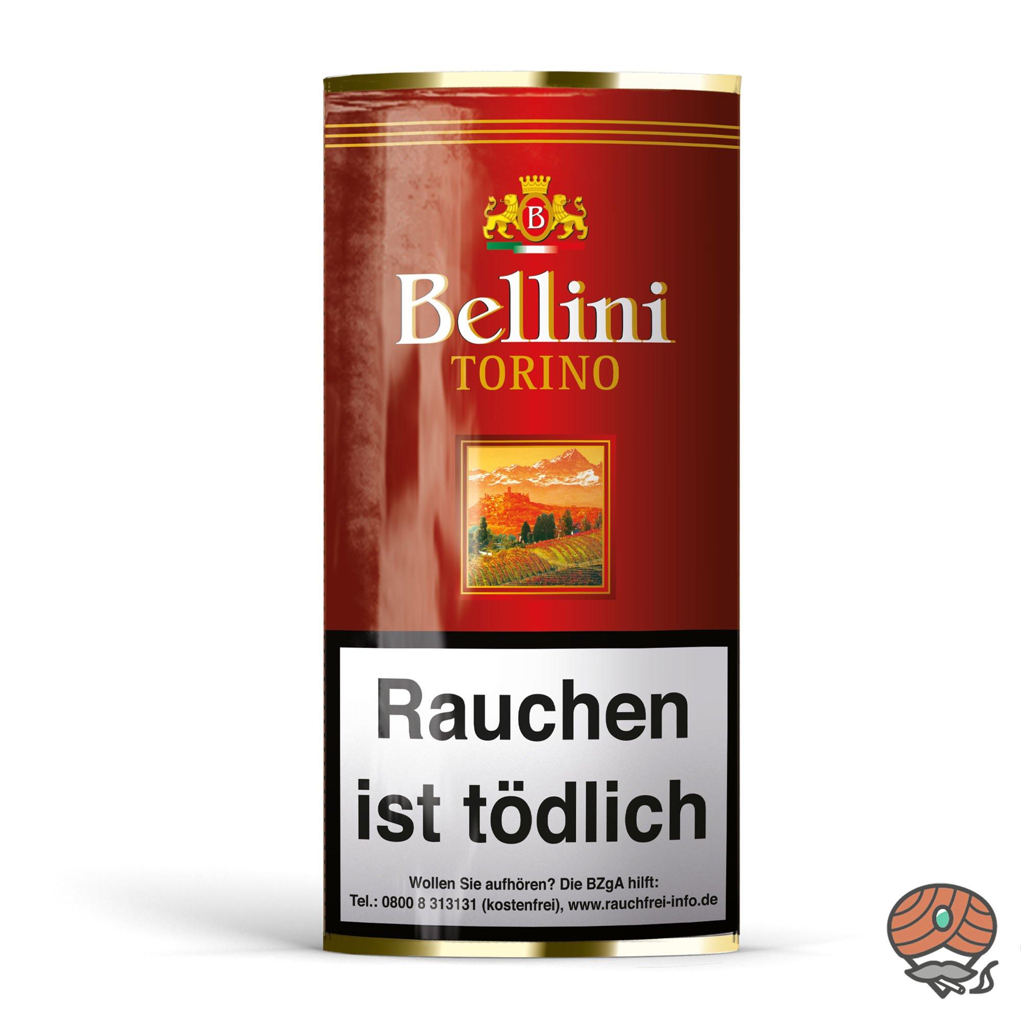 Bellini Torino Pfeifentabak 50g Pouch