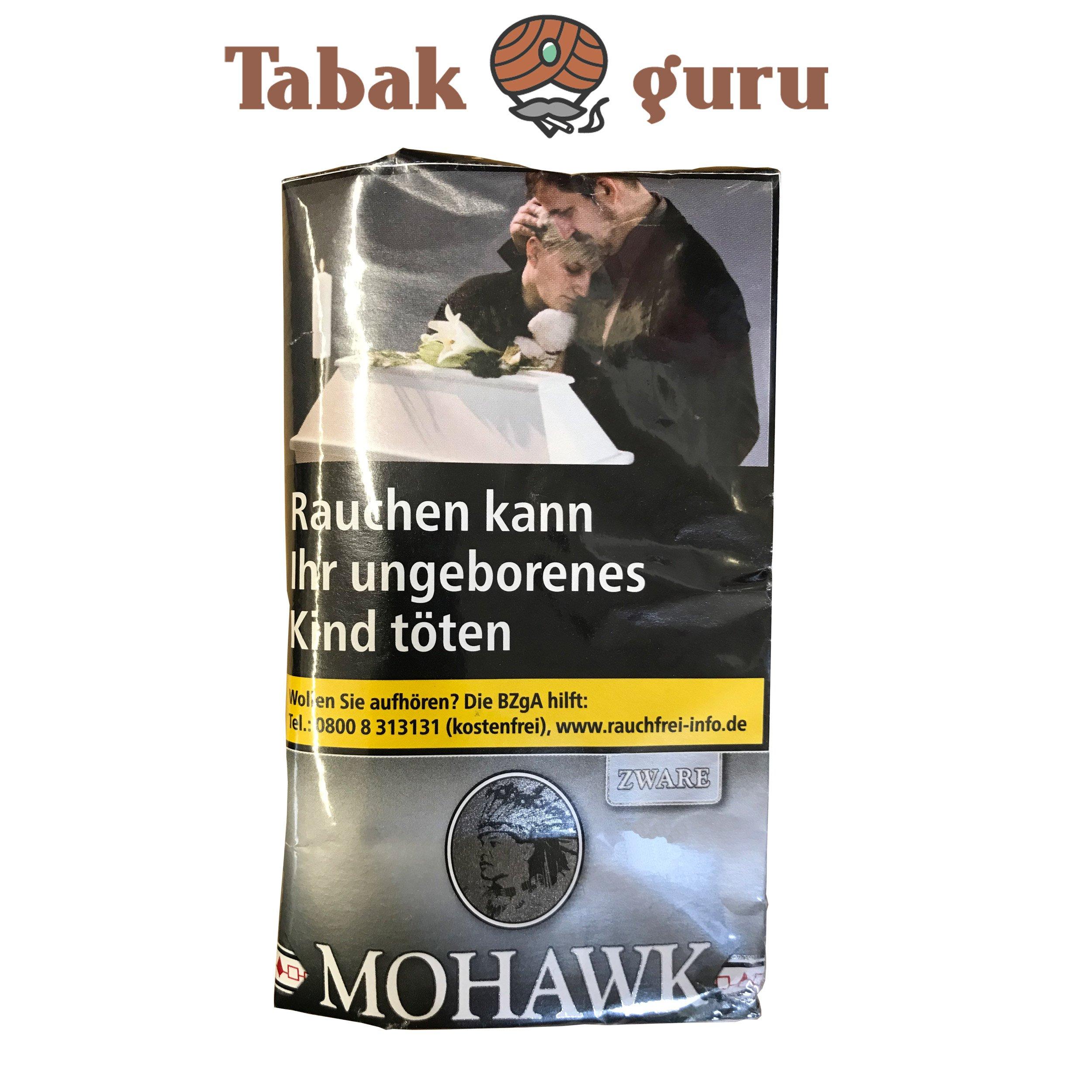 Mohawk Zware 30g Drehtabak Zigarettentabak