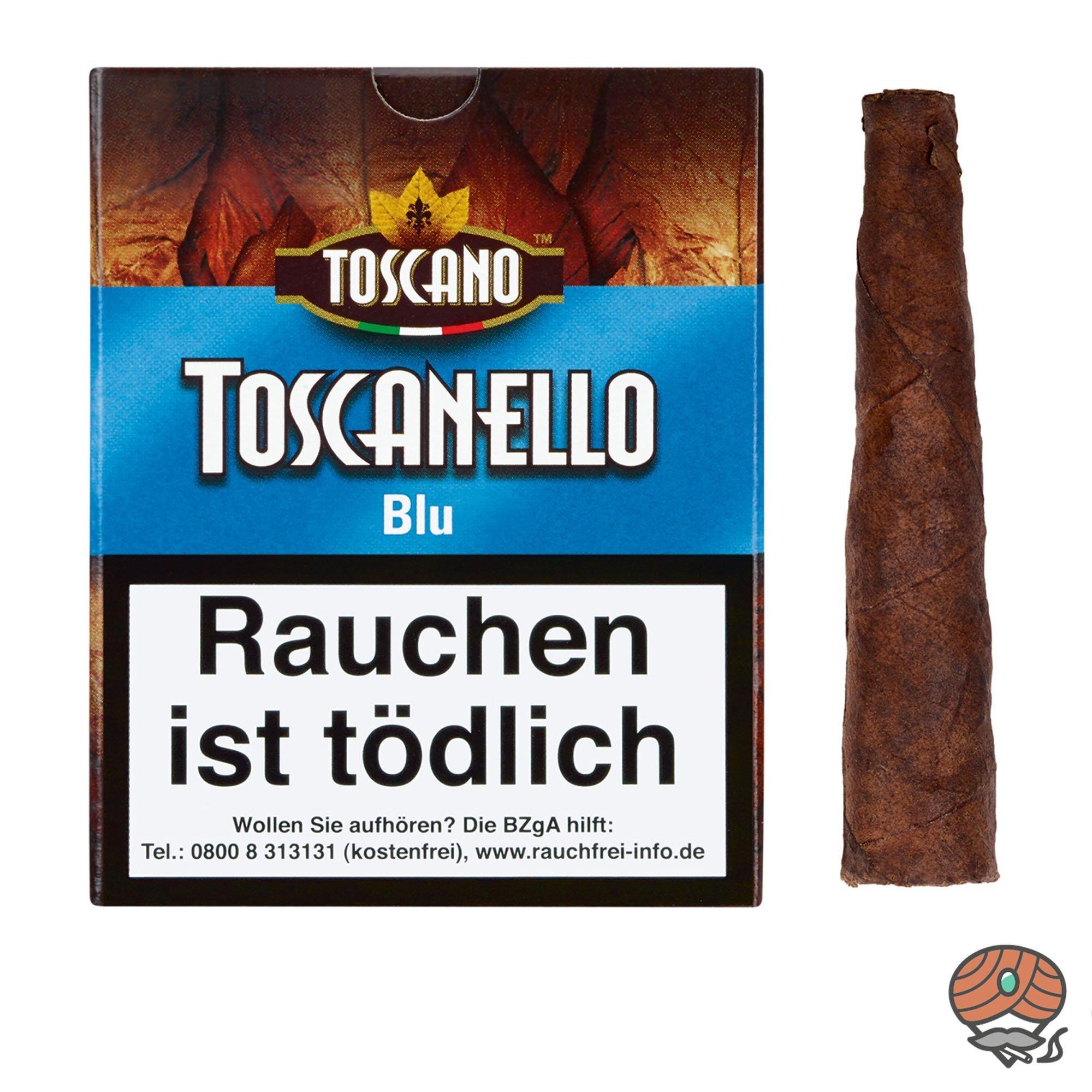 Toscanello Blu (Anis) Zigarren