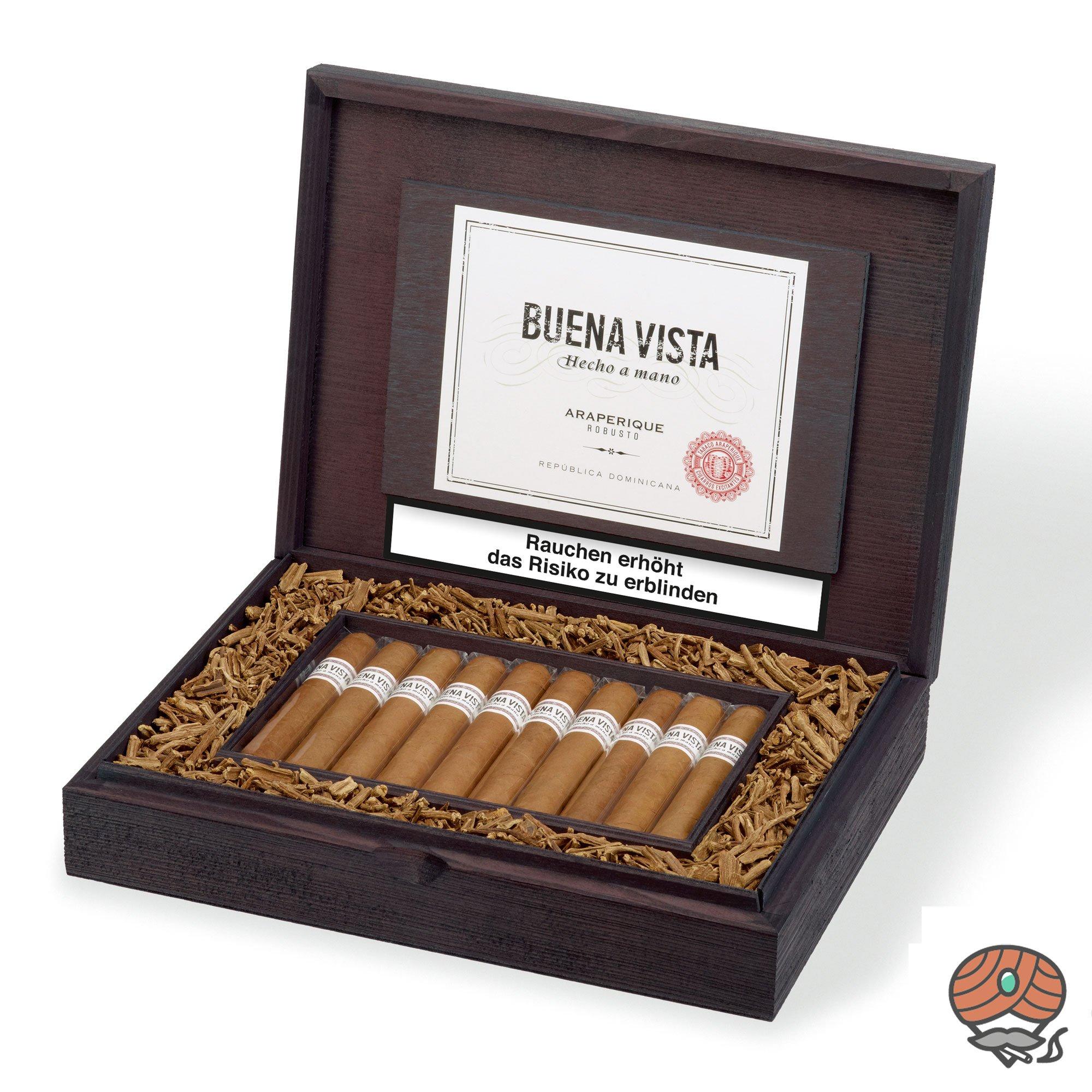Buena Vista Araperique Robusto Zigarre Dominikanische Republik 20er Kiste