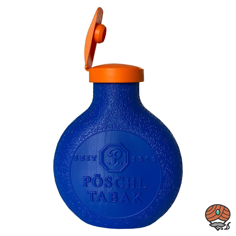 Pöschl Schnupftabakflasche, blau