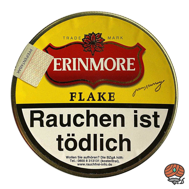 Erinmore Flake Pfeifentabak 50 g Dose